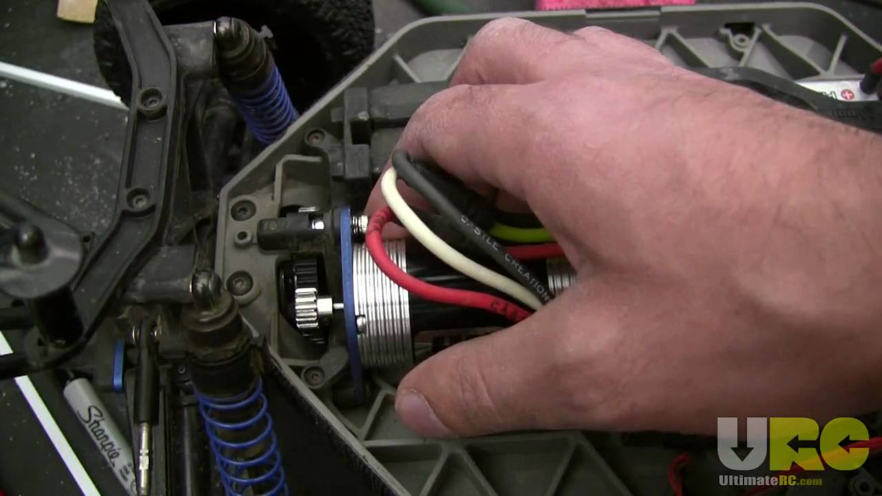 RC How-To: Set your pinion-spur gear mesh by Sound
