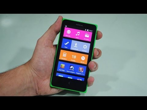 Nokia X In Depth Review - Comparing with Lumia 520 & Asha 501.
