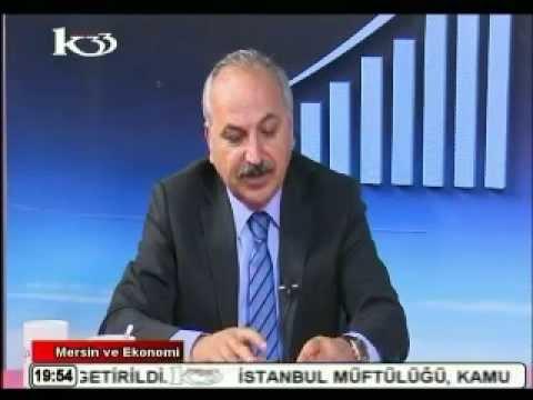 Kanal 33- Mersin ve Ekonomi 13.11.2015