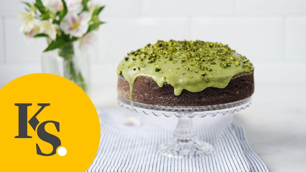 Der Avocadokuchen Leckerer Schokoladenkuchen Mit Avocado Und