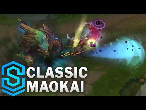 Maokai Build Guide : Maokai Jungle [9 12] :: League of