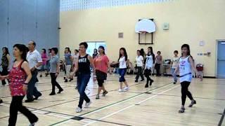 Little Quizas ~ Winnie Yu - Line Dance