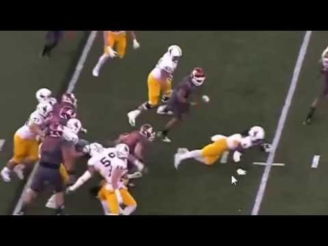 RSP Boiler Room No. 38: RB Brian Hill (Wyoming), Gap Aggression