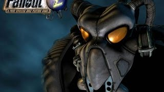 Fallout 2 : Playthrough Episode 40 FR HD : Petrol Oil :p