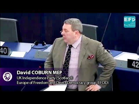 EU investment fund an exercise in old-school Keynesianism - David Coburn MEP