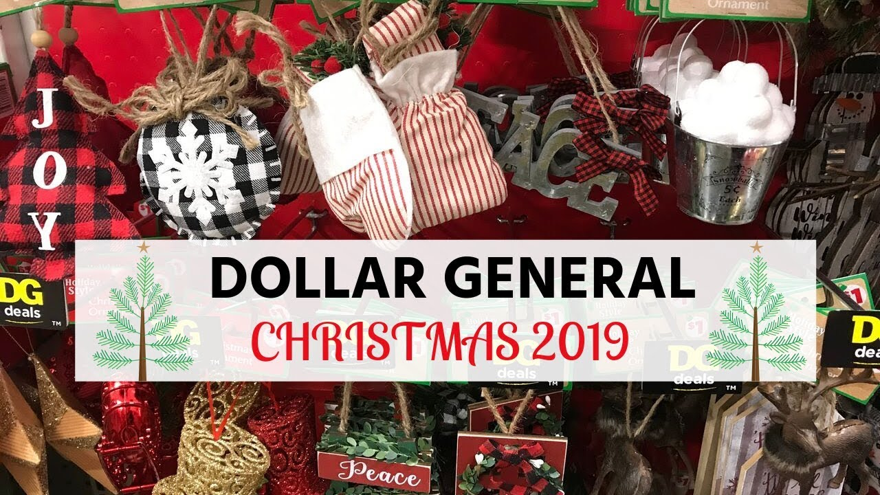 Dollar Tree 37841 Christmas Eve 2021 Hours Dollar General Christmas Shop With Me Haul 2019 Youtube