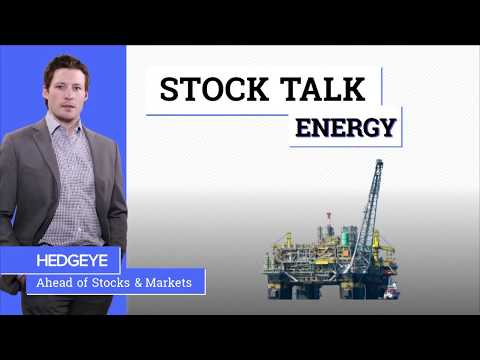 STOCK TALK | Replay with Energy Analyst Kevin Kaiser