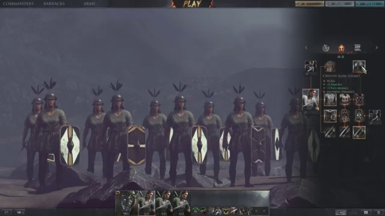 Total War: Arena] Patch Notes: The Chosen Warriors