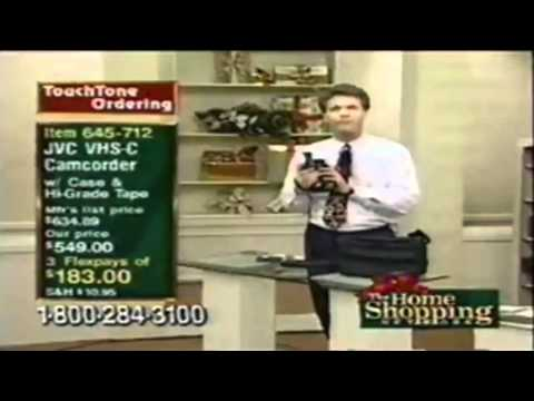 Home Shopping Network Prank Call - Rhinos?