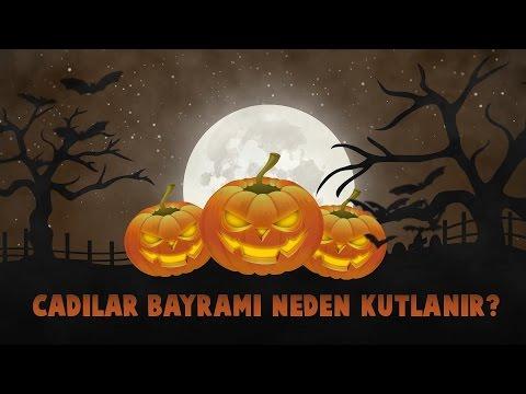 Cadılar Bayramının Antik Tarihi ( Halloween )