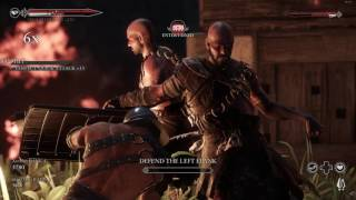 Ryse: Son Of Rome (PC) Co-op