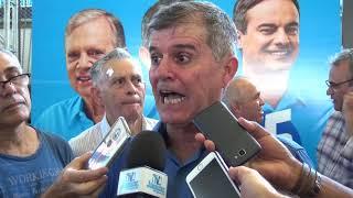 Convenção do PSDB e Pros - Gen. Theophilo
