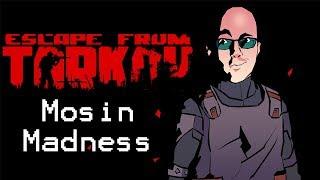 Northernlion's Solo Tarkov - Episode 4 (Mosin Madness)