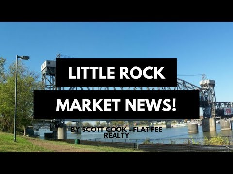 Current State of the Little Rock AR Real Estate Market housing trends