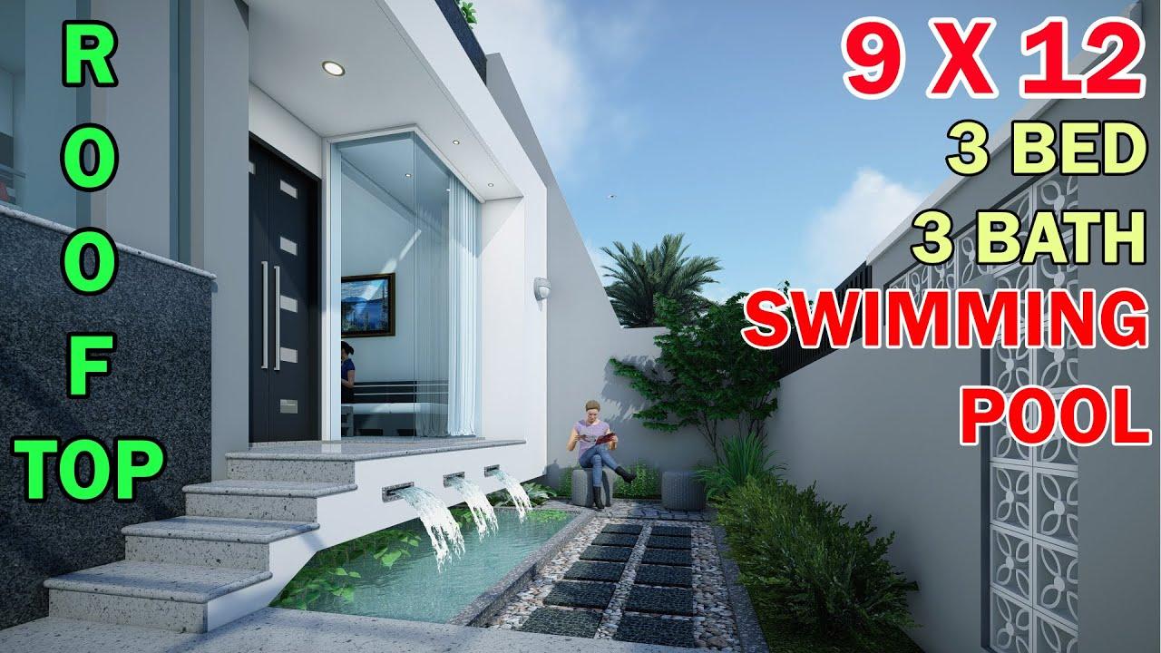 860 Gambar Rumah 2 Lantai Setengah HD Terbaik