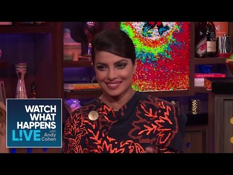 Priyanka Chopra Chooses Between The Rock And Zac Efron | WWHL