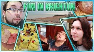 Fun In Brighton VLOG   June 2017