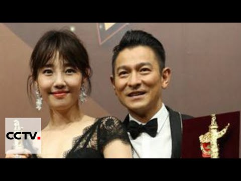 Huabiao Awards Ceremony: Andy Lau and Bai Baihe win acting trophies