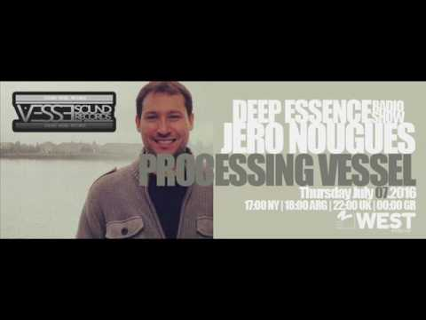 Deep Essence Radio Show Episode 68 - Sound Vessel Records Showcase