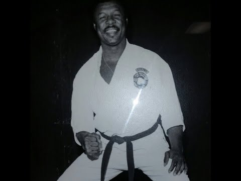 First African American Black Belt: Grand Master Fred Simon and the WFM honoring Juneteenth.
