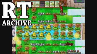 RTGame Archive:  Plants vs. Zombies [PART 3]