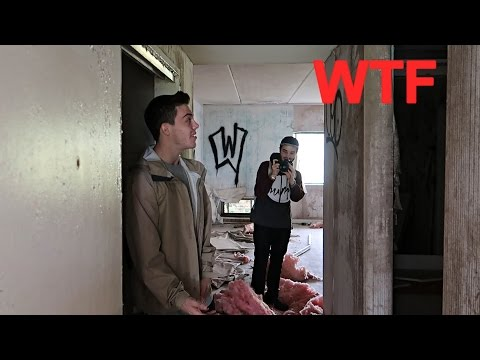 VISITING AN ABANDONED HOTEL RESORT..