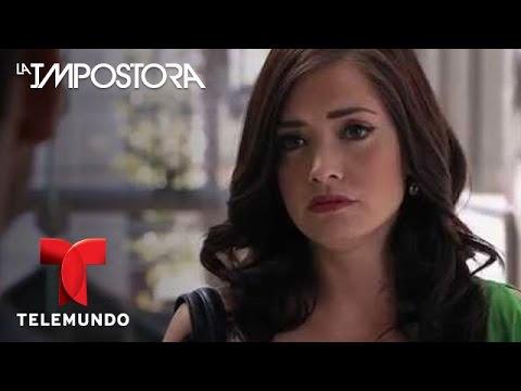 La Impostora Cap 237 Tulo 75 Telemundo Novelas Youtube