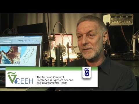 David Broday Technion Environmental Health Air Pollution Research