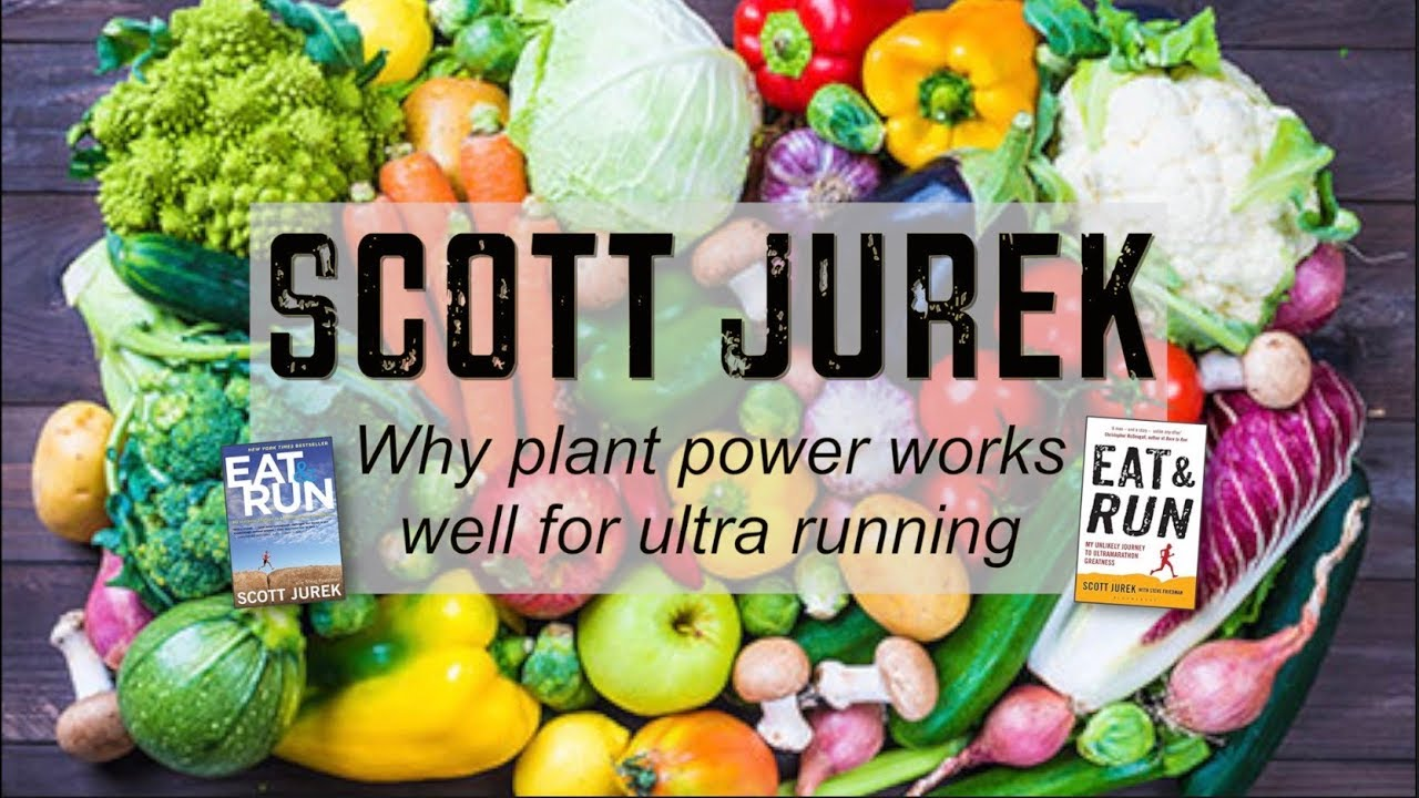2ce03ddefc5d1 Why being vegan benefits runners - from Scott Jurek Part III of III. Wild  Ginger Running