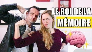 Comment BOOSTER sa MÉMOIRE (8 astuces)   ft. Fabien Olicard