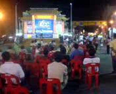 Malacca Chinese Market Karaoke