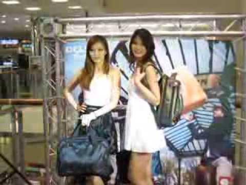 2014 01 04 復興SOGO-7樓DELSEY商品走秀 (2)