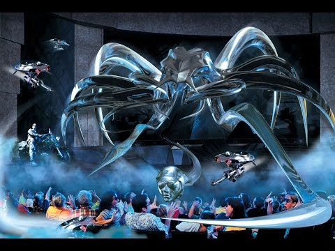 T2 Terminator 2: 3D @ Universal Studios Florida Full Show