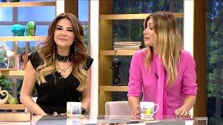 Renkli Sayfalar 28. Bölüm- Ayla Çelik ve Esra Balamir birbirine girdi! Video