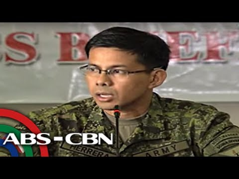 100 Maute gunmen still holed up in Marawi, says military