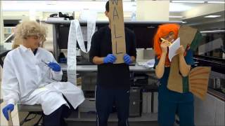 2013 ASCP Lab Video Contest: Pacific Diagnostic Lab (Santa Barbara Cottage Hospital)