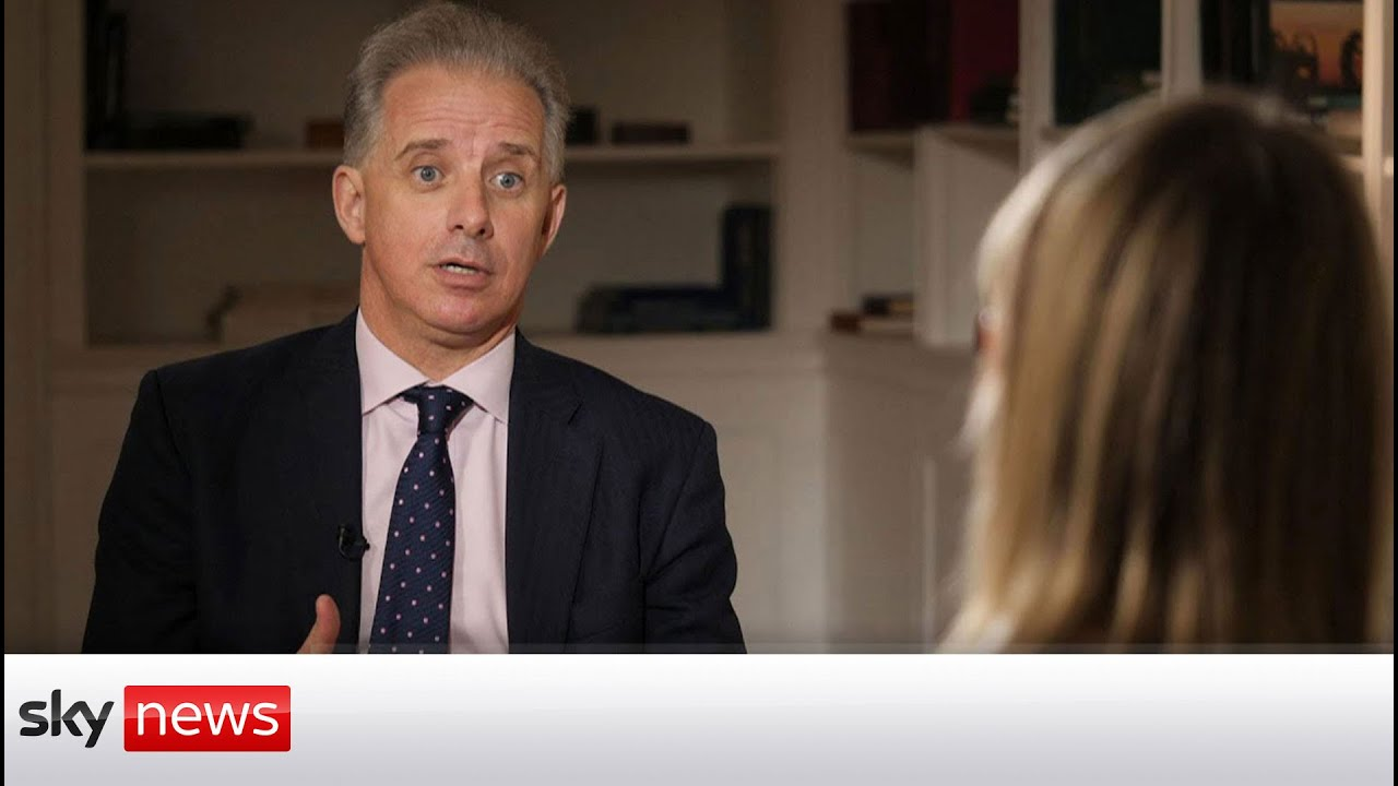 Download Exclusive: Former spy Christopher Steele warns that 'Russian hostility is growing'
