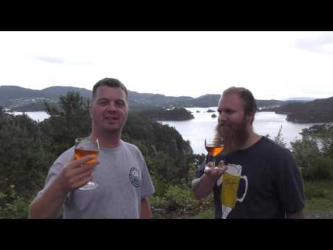 We Try A Mead From Norway's First Meadery! Club Gonzo's Ginger Lemon Cure Mead