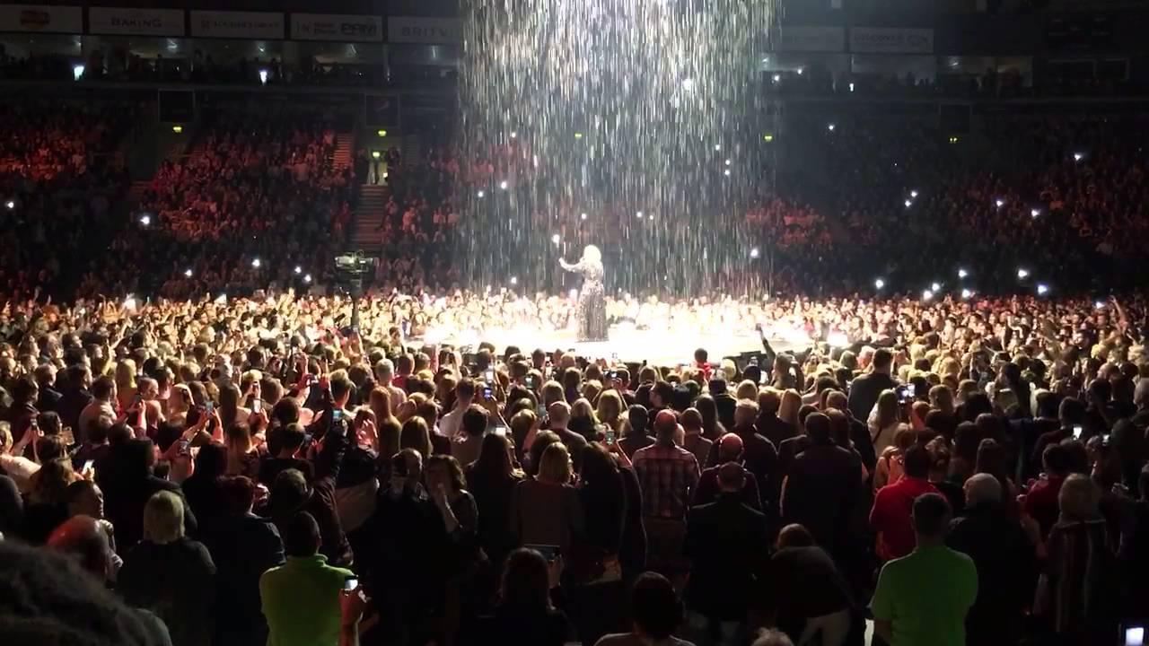 Set Fire To The Rain (Live In Belfast 1