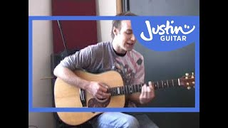 Coffee & TV - Blur (Easy Songs Beginner Guitar Lesson ST-614) How to play