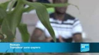 Combines de sans papiers à Londres