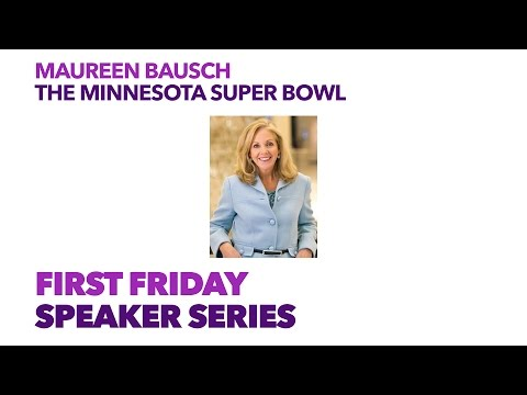 First Friday March 2017: The Minnesota Super Bowl