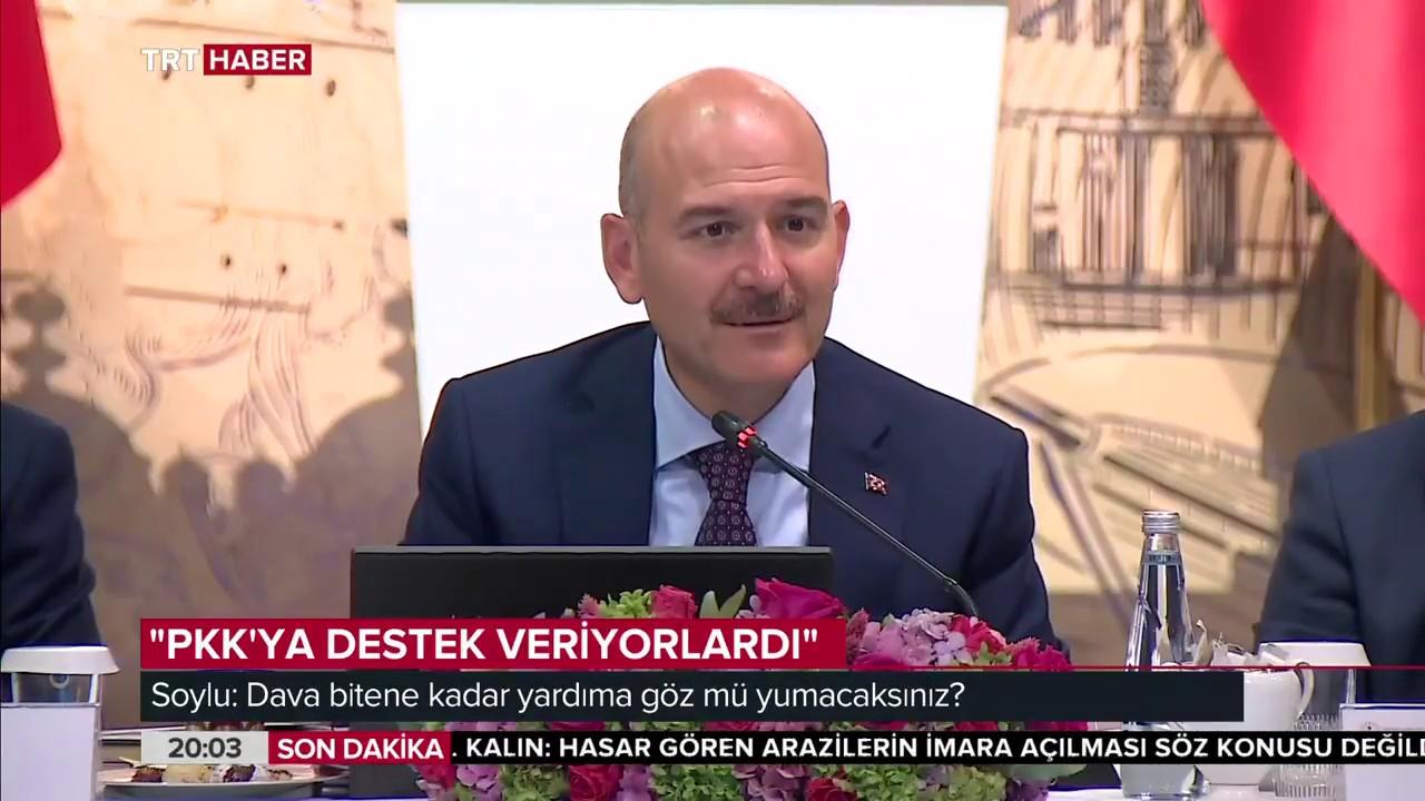 TRT Haber Ana Haber Bülteni 21.08.2019