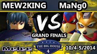 TBH4 - P4K EMP | Mew2King (Marth) Vs. C9 Mango (Fox, Falco) SSBM Grand Finals - Melee