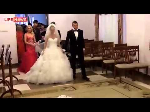 Свадьба Евгении Феофилактовой и Антона Гусева
