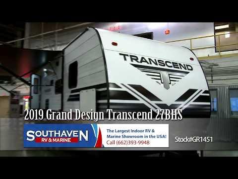 GD Transcend GR1451 at Southaven RV & Marine in Mississippi