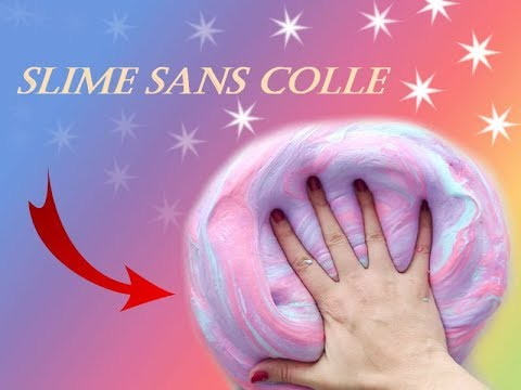 Tuto comment faire du slime sans borax glue youtube - Comment faire de la glue ...
