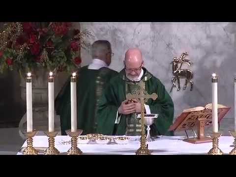 TV Mass January 26th, 2014