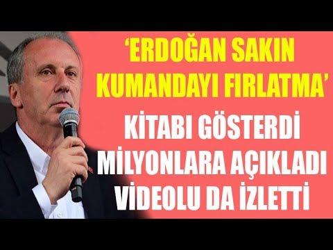 Erdoğan şimdi buna ne diyecek? Muharrem...
