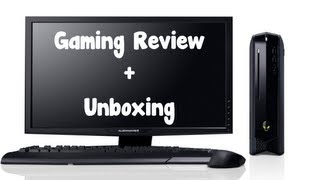 Alienware X51 Unboxing + Gaming Review [BF3 And Tons Of Other Games]